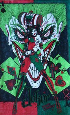 Harley, le Joker, Batman