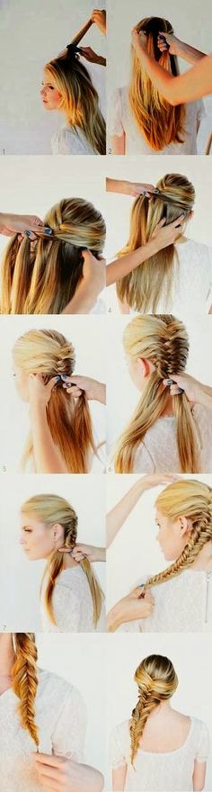Do it Yourself ideas: Hairstyle Tutorials