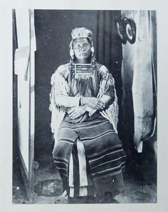 """CHIEF JOSEPH NATIVE AMERICAN INDIAN NEZ PERCE 11x14/"""" HAND COLOR TINTED PHOTO"""