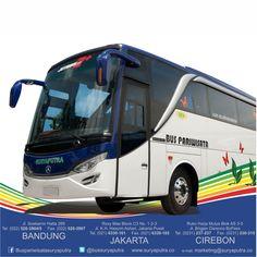 Bus Pariwisata Suryaputra Indonesia