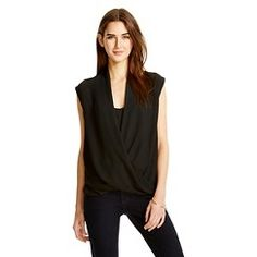 Faux Wrap Blouse BlackLRG. Get substantial discounts up to 50% Off at Target with Coupons and Promo Codes.