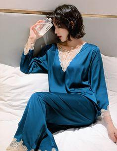 Night Suit, Night Gown, Pajama Suit, Night Dress For Women, Nightwear, Bts Bag, School Hacks, Female, Queen
