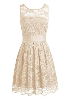 Wedtrend Floral Lace Dress Bridesmaid Dress Short Homecoming Dress Size 10 Champagne Wedtrend http://www.amazon.com/dp/B011TXC96O/ref=cm_sw_r_pi_dp_68wWvb1ASJ829