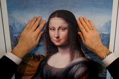 A remarkable way for the visually impaired to sample the masterpieces