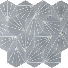 Hexagonal size: 20 x 23 cm. is sold in boxes of 16 tiles sqm). X 23, Loft Bathroom, Bathroom Ideas, Bathrooms, Design Bathroom, Hall Tiles, Contemporary Tile, Downstairs Toilet, Finishing Materials