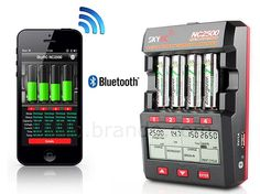 SkyRC NC2500 Or How To Charge AA and AAA Batteries Without Destroying Them - http://coolpile.com/gadgets-magazine/skyrc-nc2500-charge-aa-aaa-batteries-without-destroying via coolpile.com  #BatteryCharger  #Bluetooth  #Rechargeable  #Smartphones  #Tablets  #USB  #coolpile  #Gadgets