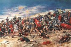 Espartaco, la rebelión de los esclavos