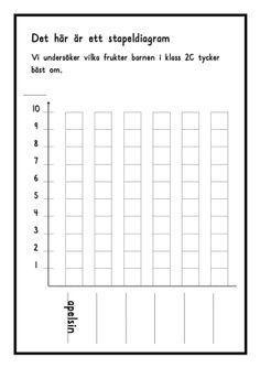 Tabeller och diagram – Husdjur i klass (lite mer utvecklad med ny matris) Matte Material, Teaching Math, Maths, Classroom Inspiration, Montessori, Chart, School, Free Stuff, Picasso