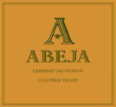Abeja Cabernet Sauvignon and Chardonnay