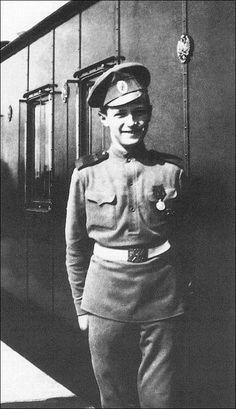 Alexei - Train of Emperor Nicholas II (10)