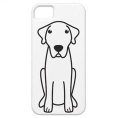 Anatolian Shepherd Dog Cartoon iPhone 5 Cover