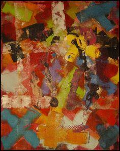 "Saatchi Online Artist William Ibrahim; Painting, ""Doroty"" #art"
