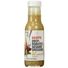 Kewpie Deep-Roasted Sesame Dressing