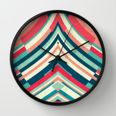 Goodnight Nobody Wall Clock by Danny Ivan - $30.00