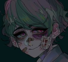 Image result for anime creepy aesthetic