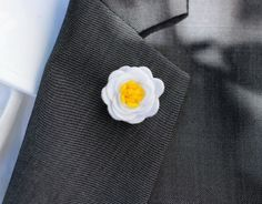 This listing is for One boutonniere Send me the number of color from my list along with your order for the other colors. Men Accesories, Men's Pocket Squares, Lapel Flower, Professional Dresses, Lapel Pins, Well Dressed, Mens Fashion, Trending Outfits, My Style