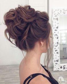 Einzigartige Hochzeit Frisuren Fur Mittlere Lange Haare Elegante