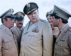 Joseph Heller's classic novel was adapted into a film by Mike Nichols in and afforded Orson Welles the opportunity to play a rare comedic part as General Dreedle. Joseph Heller, Mike Nichols, Cinema, Orson Welles, Acting Career, American Actors, Woodstock, World War Ii, Movie Tv