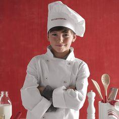 87d70e2f0ab Williams Sonoma Junior Chef Jacket  williamssonoma Kids Apron