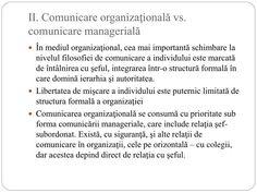 PPT - Comunicarea organiza ţională PowerPoint Presentation, free download - ID:2280862 Presentation, Free, Author