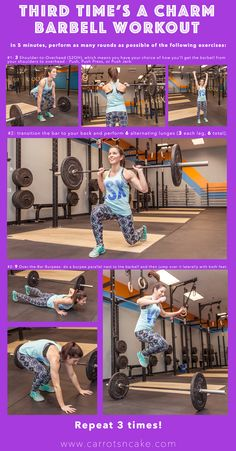 Third Time's a Charm Workout