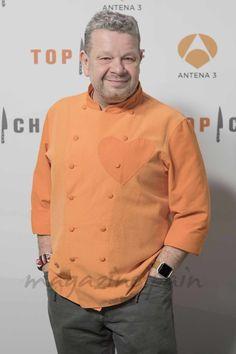 """Antena 3 estrena esta noche la cuarta temporada de """"Top Chef"""", el talent con profesionales del mundo de la cocina y que, en su nuevo año, vuelve a contar con Alberto Chicote capitaneando al equipo del jurado que completan Susi Díaz y Paco Roncero."""
