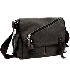 Threeseasons Designer Zipper Men's Canvas Casual Shoulder Messenger Bag Bookbag BG165 (Grey Black) Threeseasons,http://www.amazon.com/dp/B00GIF4S0Y/ref=cm_sw_r_pi_dp_bBbBtb0RJ1HC0VHG