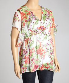 aa77fedb17c 139 Exciting Plus-Size Print Tops images
