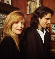 Michelle Pfeiffer and Daniel Day Lewis