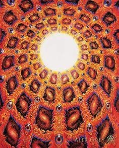 White Light - Alex Grey