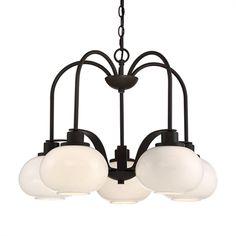 Quoizel LWS2999D Tribeca 5-Light Chandelier