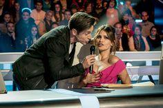 David Bustamante y Mónica Cruz - Top Dance - © Atresmedia