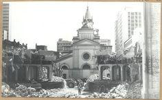 Demolição Teatro Municipal Carlos Gomes de Campinas.3