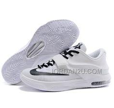 http://www.jordan2u.com/nike-kd-vii-kd-7-new-white.html Only$93.00 #NIKE KD VII KD 7 NEW WHITE #Free #Shipping!