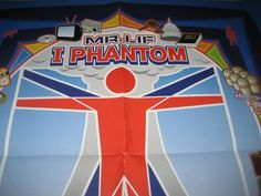 "Mr.Lif ""I Phantom"" Definitive Jux Promo Poster*Rare 2002"