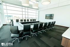 Paycor – Software Company | The Boardroom Cincinnati, OH project by LOTH, Inc. #Paycor