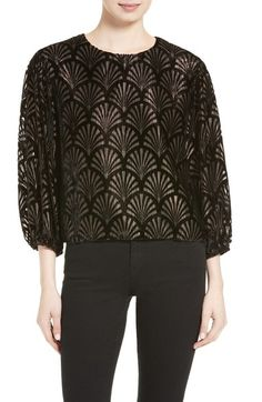 ALICE AND OLIVIA Blouse. #aliceandolivia #cloth #