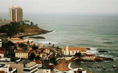 RIO VERMELHO - SALVADOR - BAHIA - BRASIL by LetoCarvalho, via Flickr