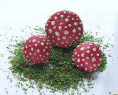 Made To Order Summer Sale Fly-Agaric Mushroom's от FannyMagicBijou
