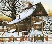 Charles Wysocki - Cocoa Break at the Copperfields - Christ-Centered ...