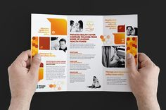 Health Insurance Brochure Template by BrandPacks on @Graphicsauthor