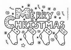 christmas clip art black and white - Yahoo Image Search Results