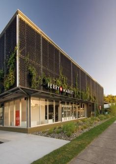 Ferry Road Market - Architecture Gallery - Australian Institute of Architects, The Voice of Australian Architecture
