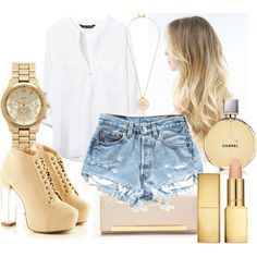 """""""gold"""" by maisierh on Polyvore"""