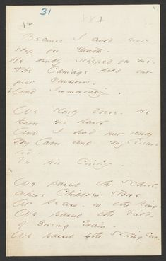 Emily Dickinson manuscripts poetry in her handwriting | New Republic