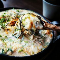 Japanese House, Japanese Food, Beauty Recipe, Winter Food, Cheeseburger Chowder, Love Food, Risotto, Food And Drink, Soup