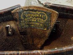 PRE-1955 TALL CHIPPEWA ENGINEER BOOTS US8.5
