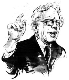 Bernie Sanders is only independent non-partisan Senator, and the only one who makes any sense most of the time.   99 more like him and we'd have a functional Senate again.  sigh.
