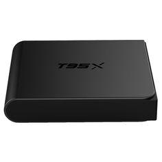 T95X Amlogic S905X 1G DDR3 RAM 8G eMMC ROM Android 6.0 KODI 16.1 4K Support AV Dolby 3G HDR VP9 H.265 HEVC TV Box Android Mini PC Sale - Banggood.com