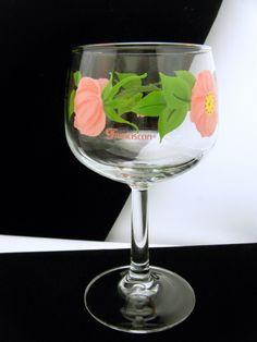 Franciscan Desert Rose 12 Ounce Goblet Set of 8 Pristine $149.99